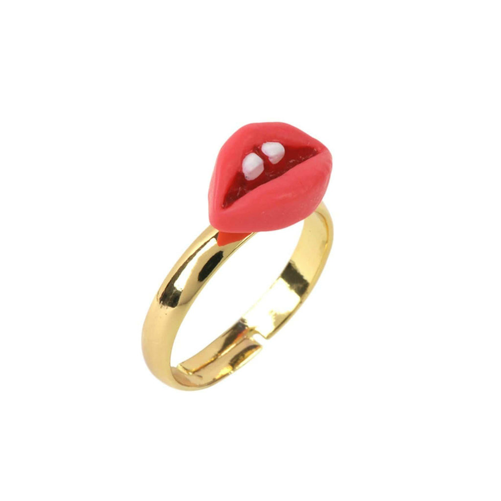 Lip Smacker Adjustable Ring - N2 - Coco and Duckie