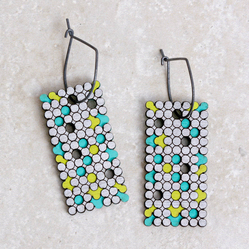 Monette Earrings - Molly M Designs - Coco and Duckie