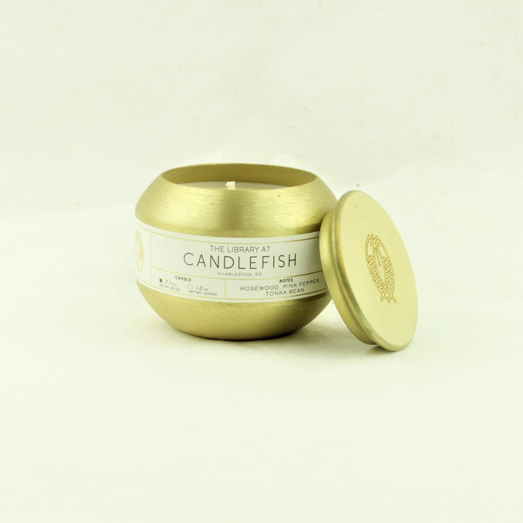 No.70GoldTinCandlewithlidoffcandle-CandleFish-cocoandduckie.com