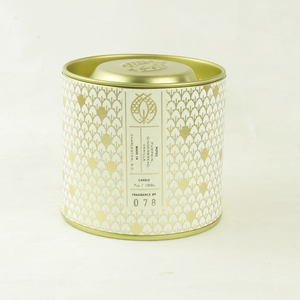 Candlefish No. 78 Fall Tin Candle with Lid - coco and duckie