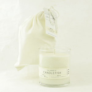 Candlefish No. 83 Glass Candle - coco and Duckie