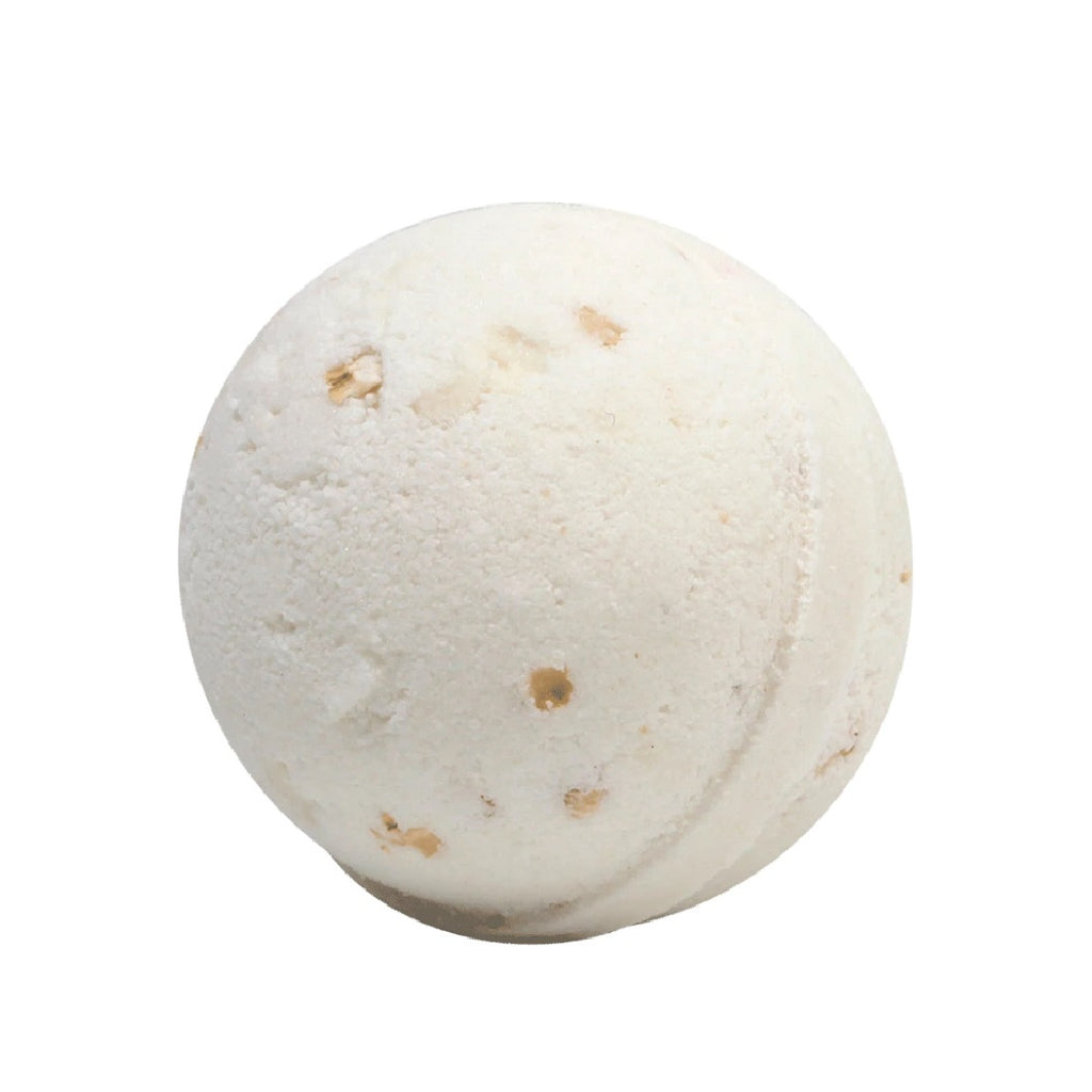 Oatmeal and Honey Bath Fizzie - Benjamin Soap Company - Coco and Duckie
