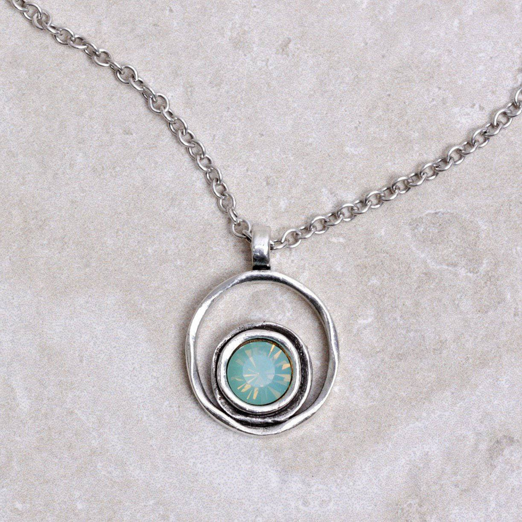 Patricia Locke Serenity Necklace | Pacific Opal - Patricia Locke - Coco and Duckie