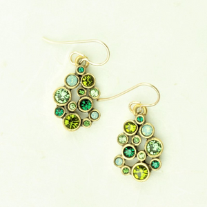 Something Borrowed Earrings in Gold, Inverness - Patricia Locke Jewelry - cocoandduckie.com