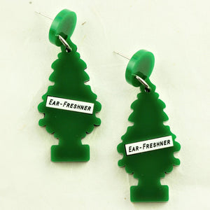 Ear Freshner Earrings
