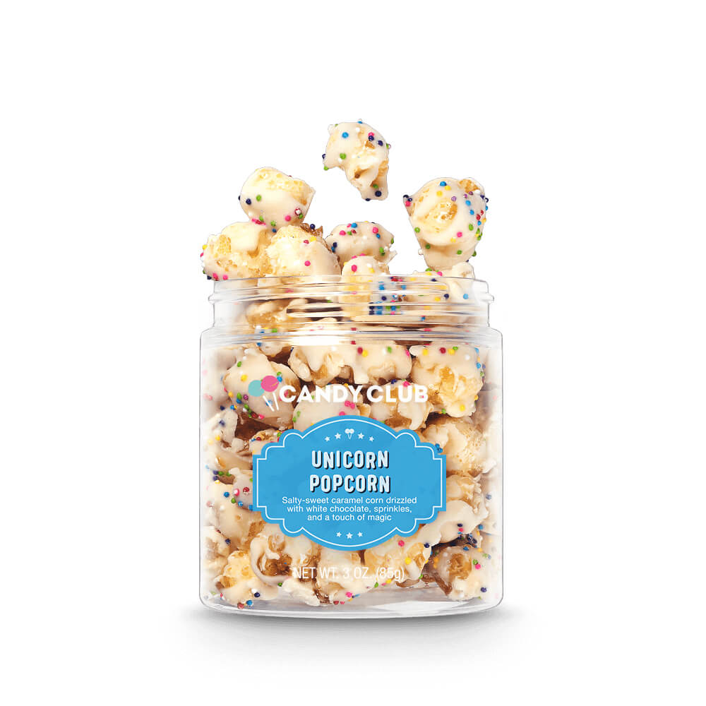 Unicorn Popcorn - Coco and Duckie