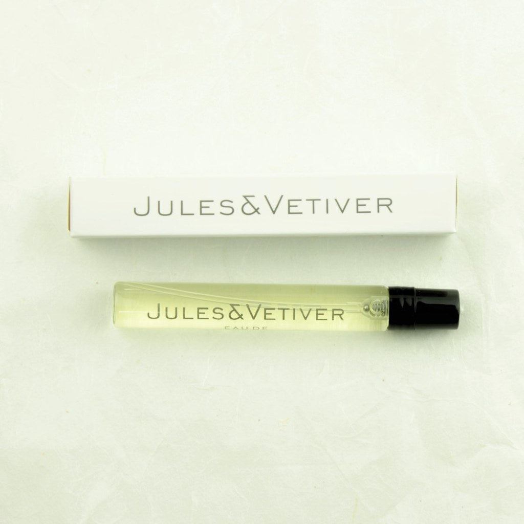 0619 White EDT Travel Spray - Jules and Vetiver - Coco and Duckie