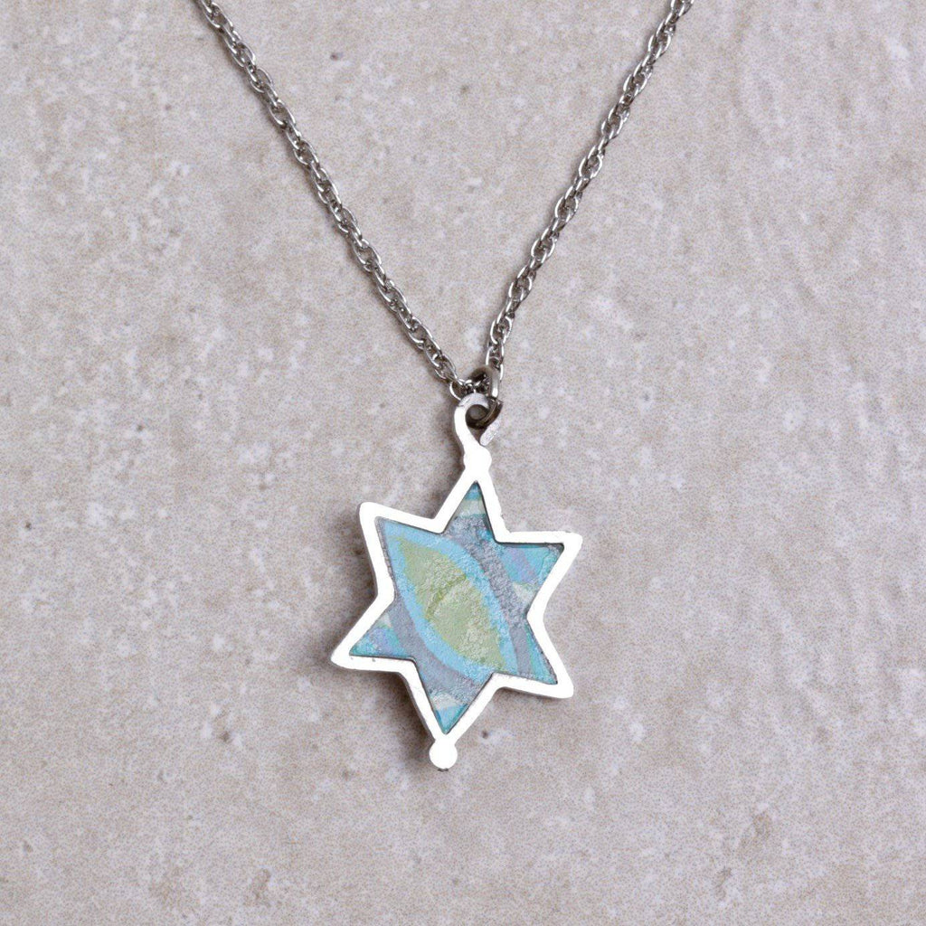 Amanah Star of David Necklace - Seeka - Coco and Duckie