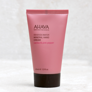 Cactus & Pink Pepper Hand Cream | Ahava - Coco and Duckie
