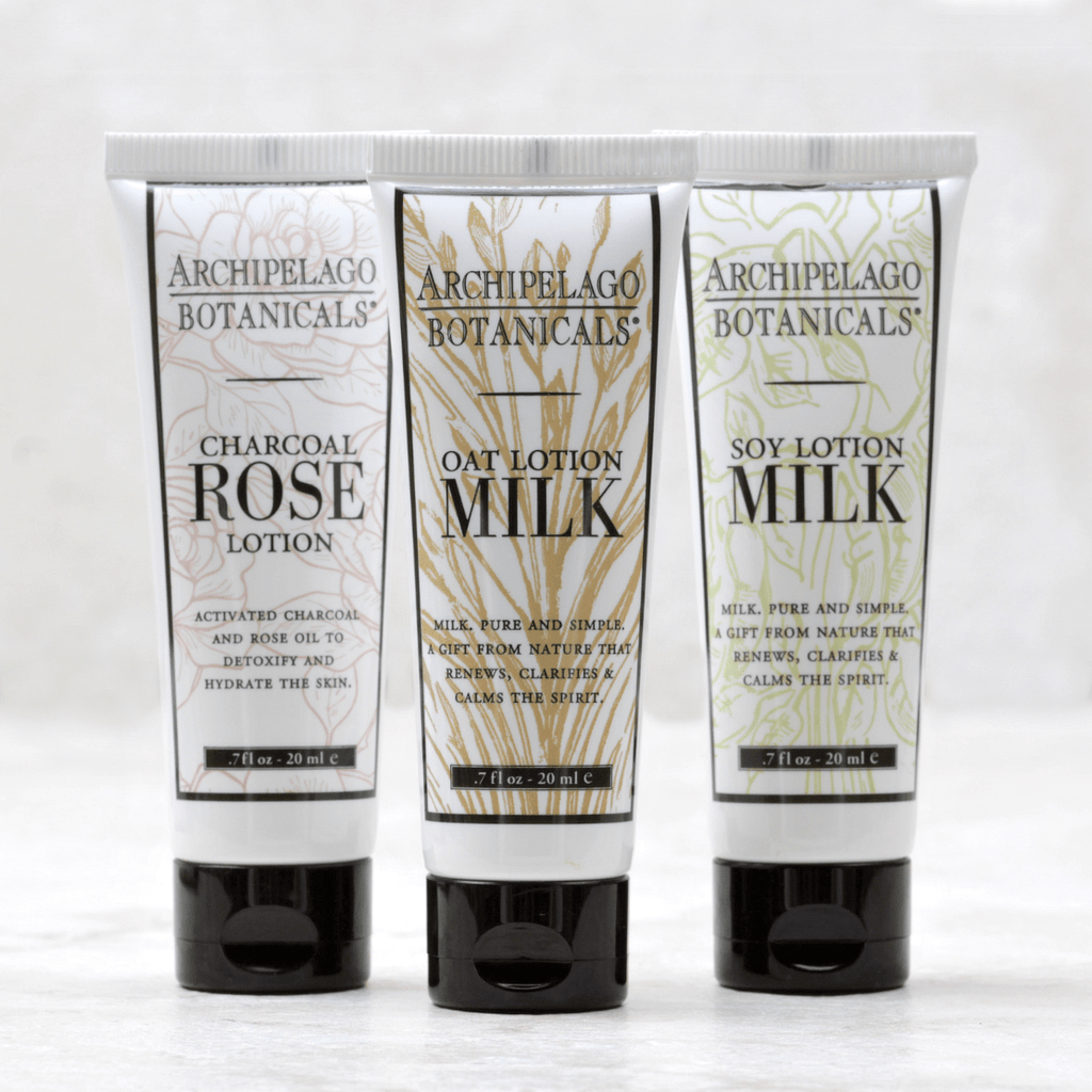 Soy | Archipelago Travel Hand Lotion - Archipelago Botanicals - Coco and Duckie