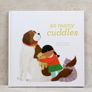 So Many Cuddles Book