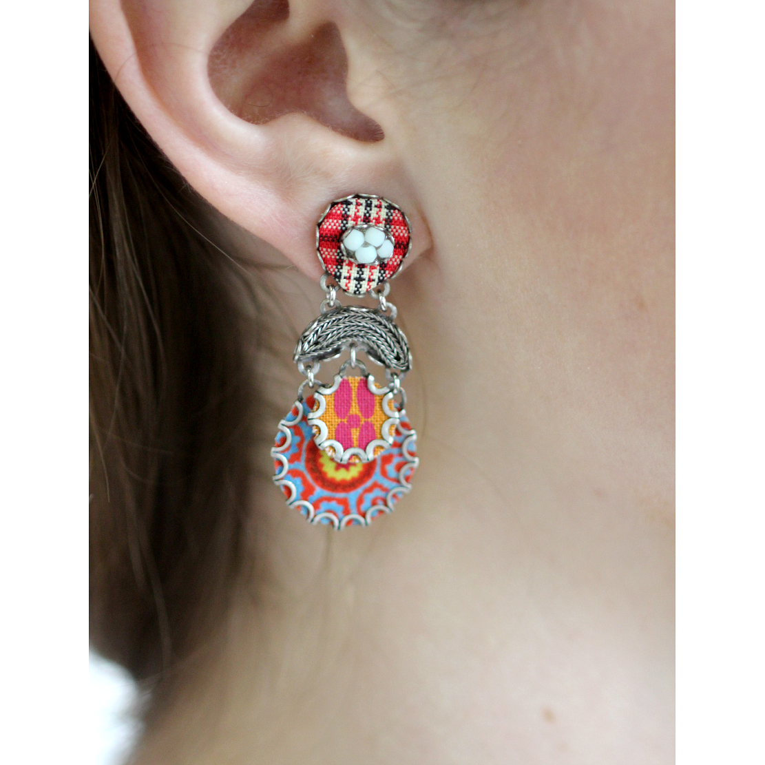 Ayala Bar Rainbow Collection Bianca Earrings - Coco and Duckie