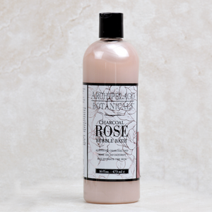 Charcoal Rose | Archipelago Bubble Bath