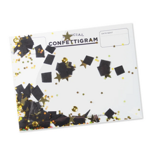 Confetti Card | Graduation - Coco and Duckie