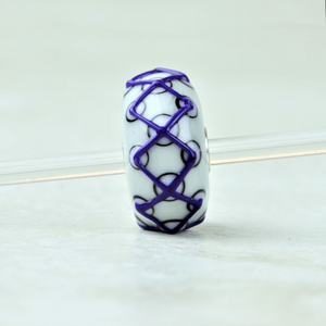 Jumbo Unique Trollbeads | 12 - Coco and Duckie