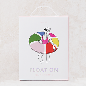 Float On Giant Innertube