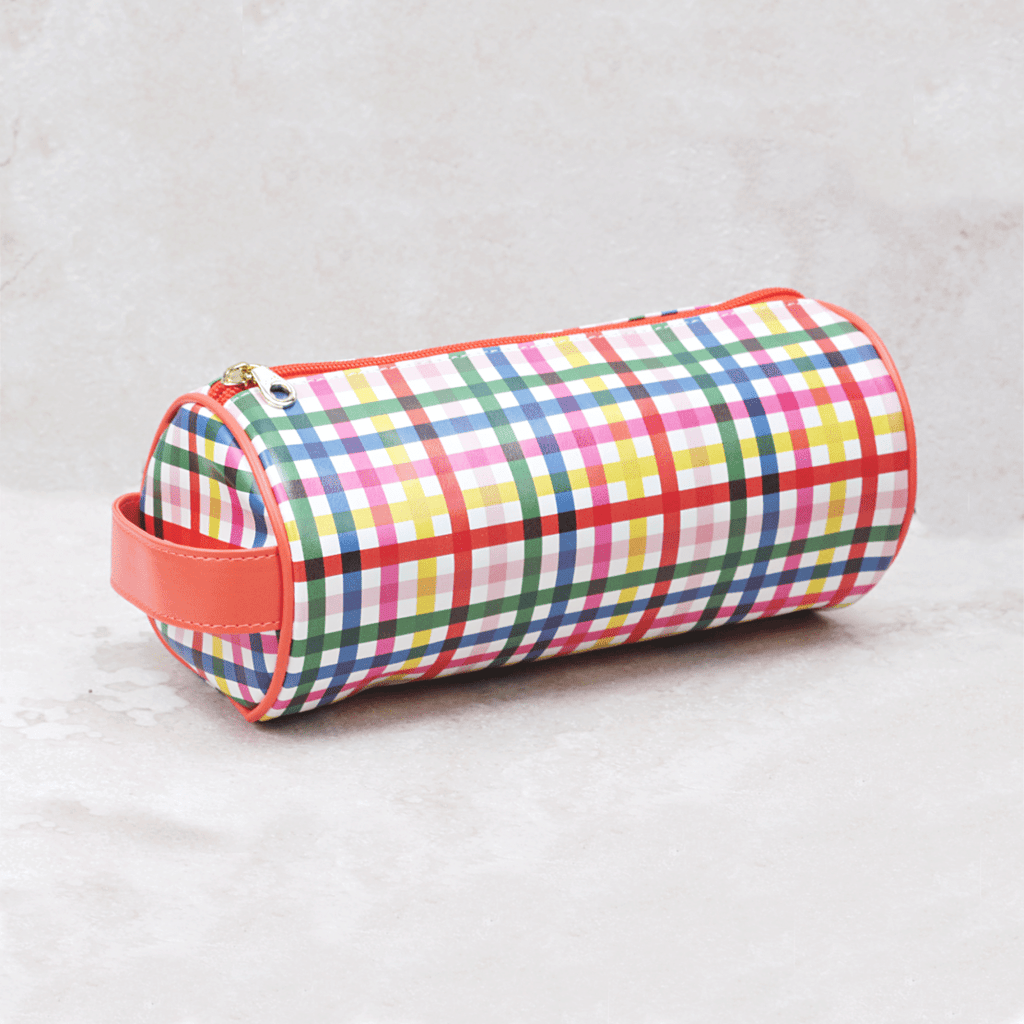 Get It Together Cylinder Pouch | Block Party - Bando - Coco and Duckie