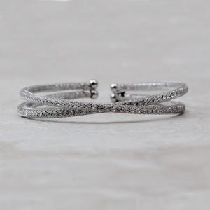 Empress Bracelet | Silver - Coco and Duckie
