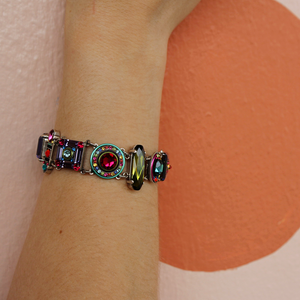 Arlona | Multicolored Bracelet by Firefly - Coco and Duckie
