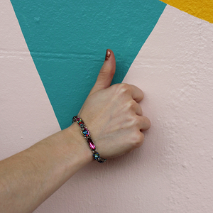Alona Bracelet | Multicolored - Coco and Duckie