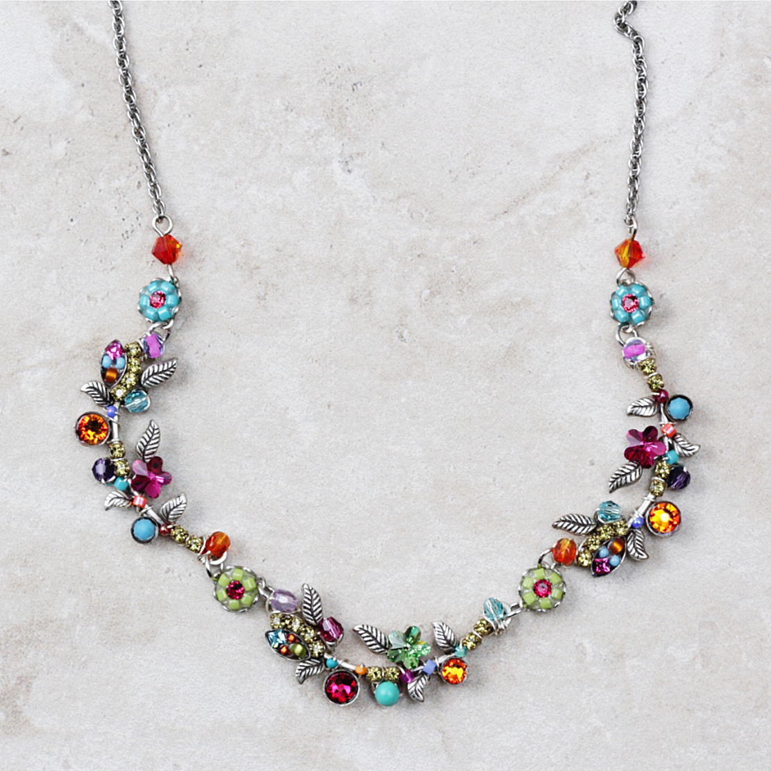 Venia Necklace | Multicolored