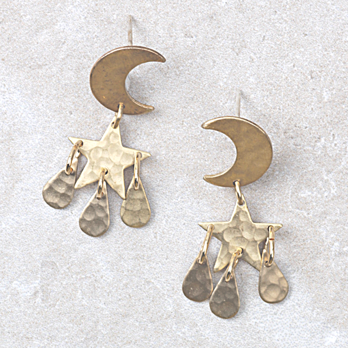 Aquarius Earrings - Coco and Duckie