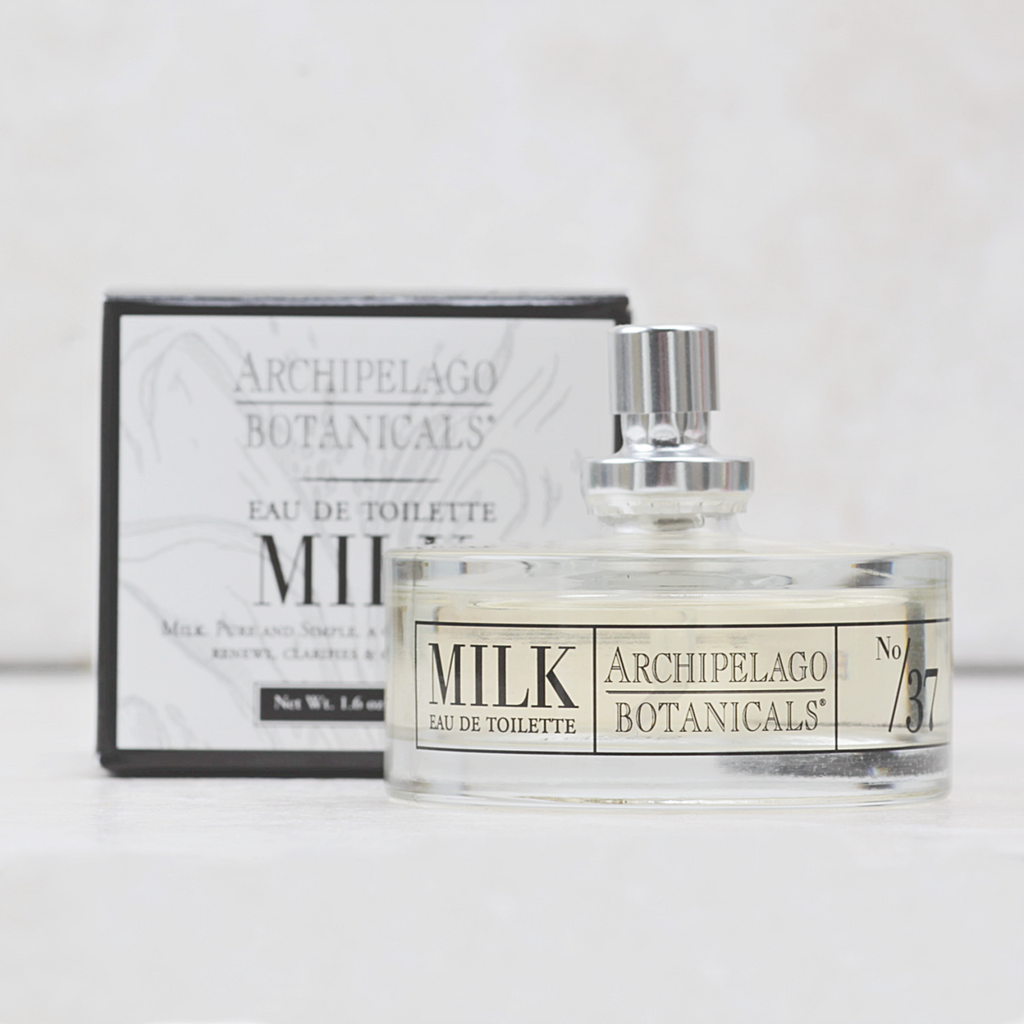 Milk | Archipelago Eau De Toilette - Coco and Duckie