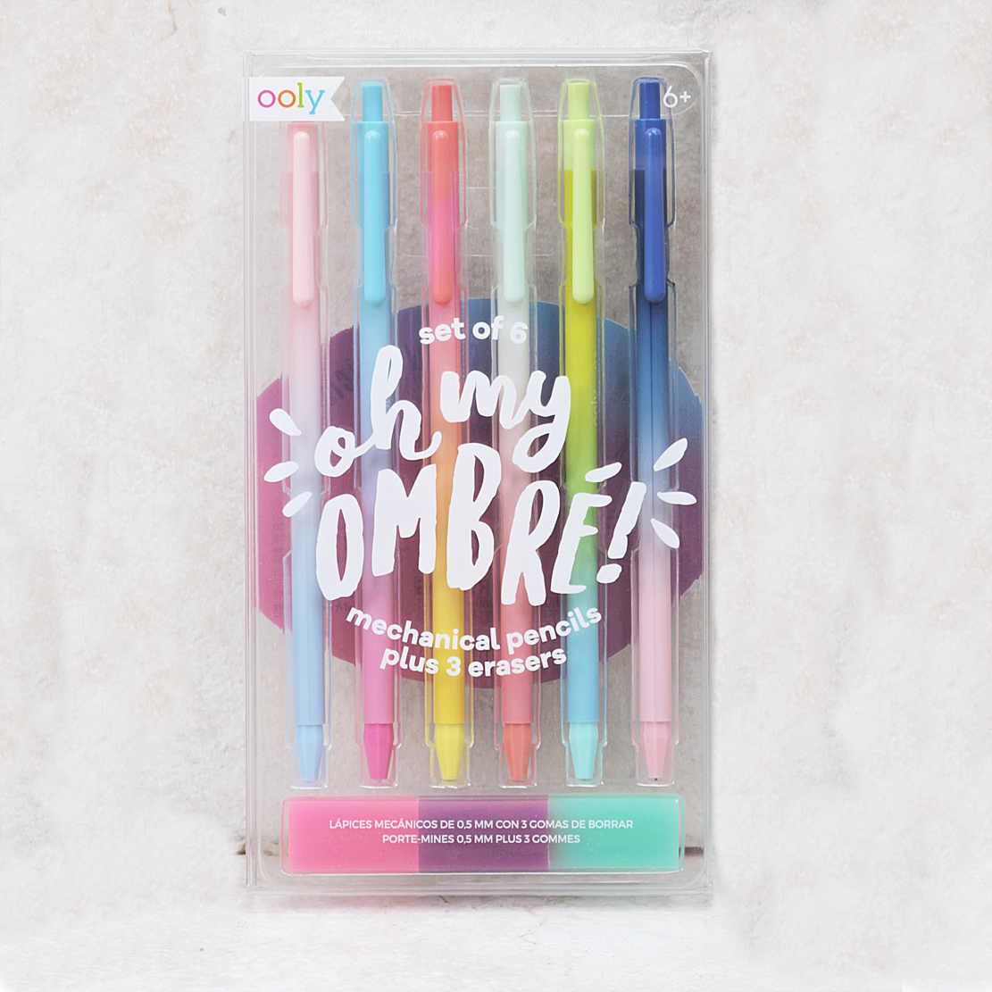 Oh My Ombré Pencil Set