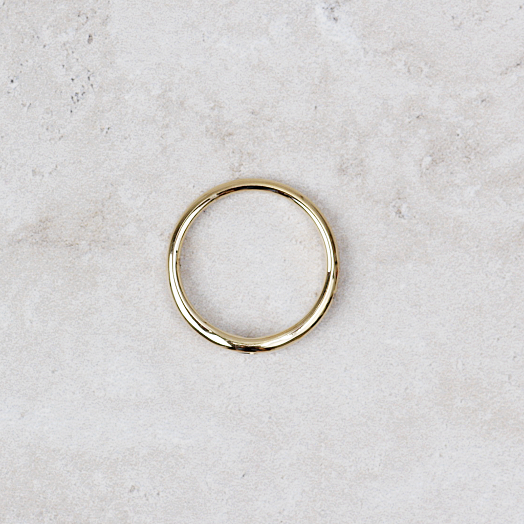 Qudo Interchangeable Fine Ring | Gold - Coco and Duckie