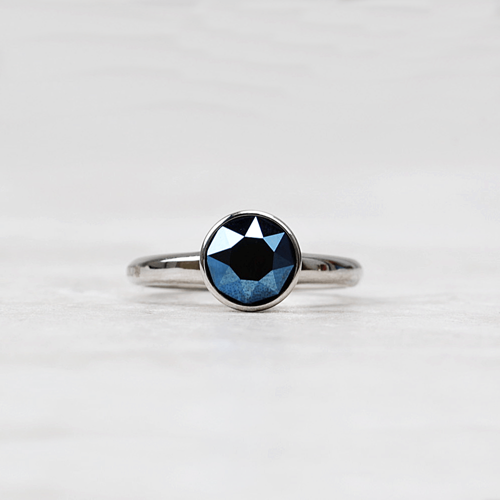 Qudo Interchangeable Fine Ring | Silver - Qudo - Coco and Duckie