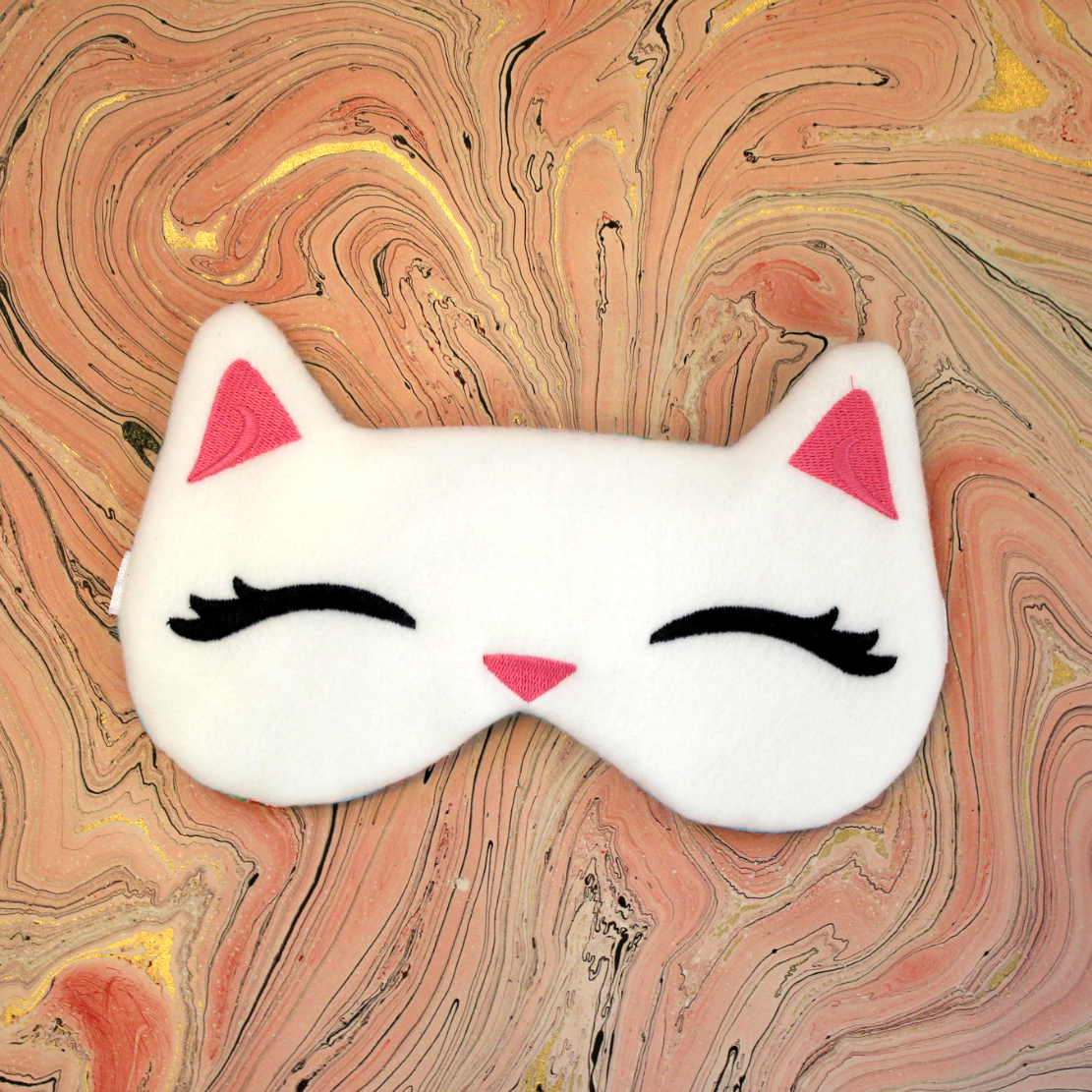 Cat Eyes | Sleep Mask