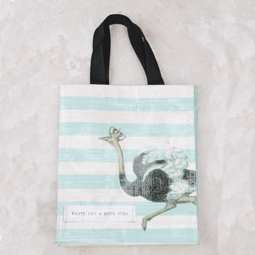 Party Like A Rockstar Tote | Small - TokyoMilk - Coco and Duckie