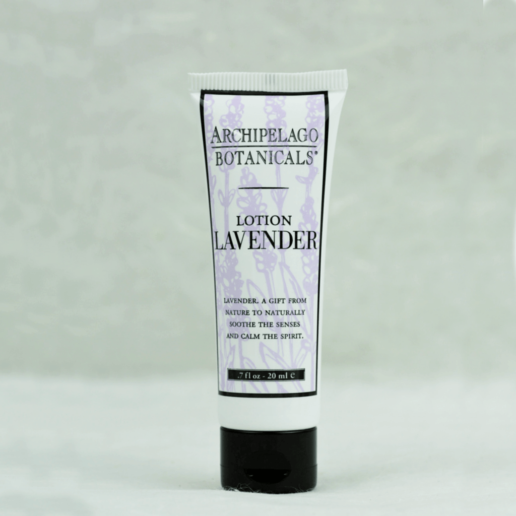 Lavender | Archipelago Travel Hand Lotion - Archipelago Botanicals - Coco and Duckie