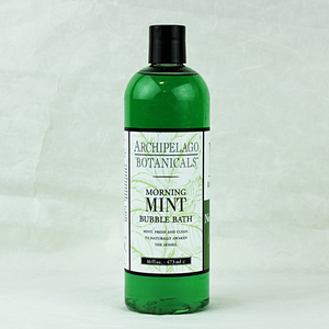 Morning Mint | Archipelago Bubble Bath - Coco and Duckie