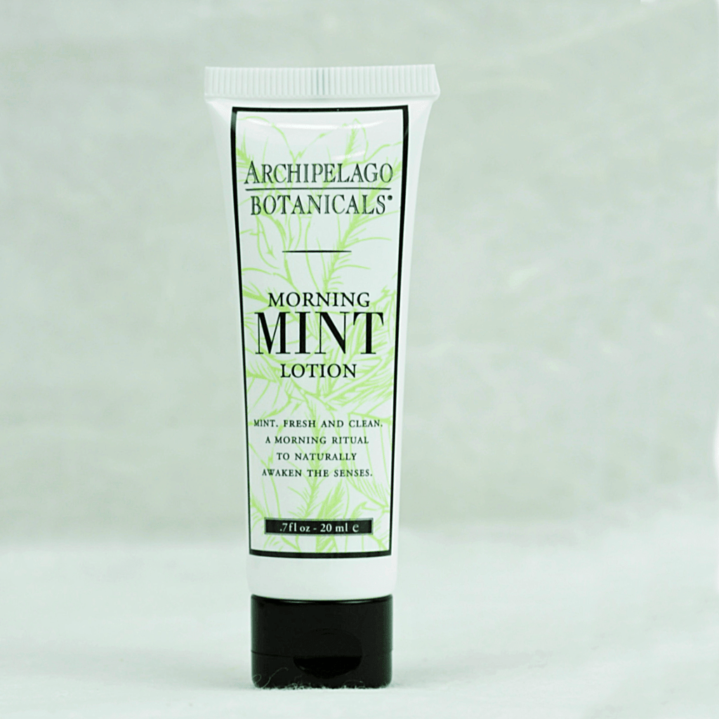 Morning Mint | Archipelago Travel Hand Lotion - Archipelago Botanicals - Coco and Duckie