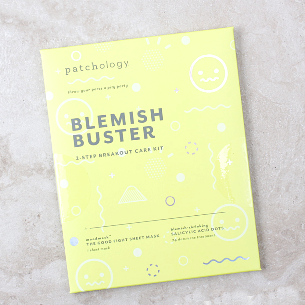 Blemish Buster Kit | Patchology - Coco and Duckie