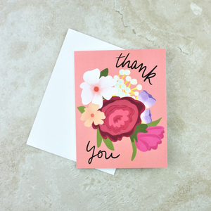 Floral Blooms Thank You Box Set - Bloomwolf Studio - Coco and Duckie
