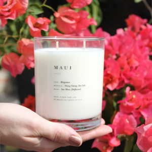 Maui Escapist Candle - Coco and Duckie
