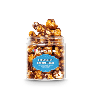 Chocolatey Caramelcorn - Candy Club - Coco and Duckie