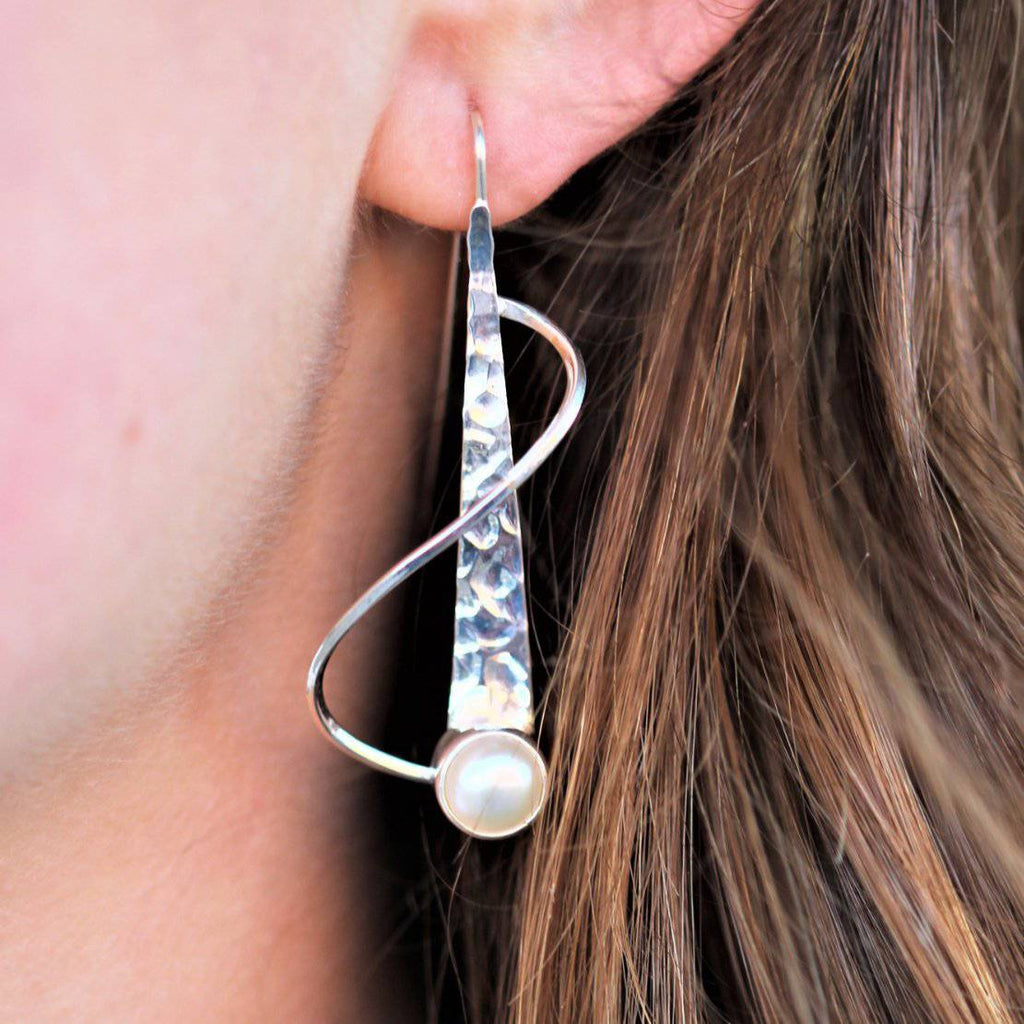 Spira | Sterling Silver Earrings - Taxco - Coco and Duckie