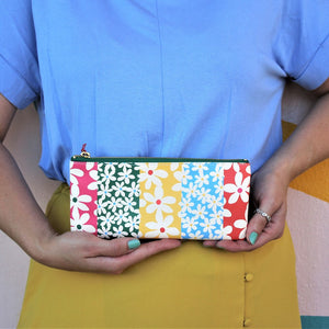 Get It Together Pencil Pouch | Daisies