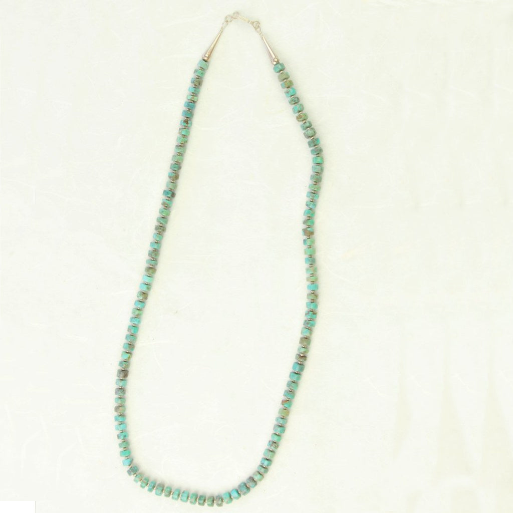 Milli Turquoise Necklace - Coco and Duckie