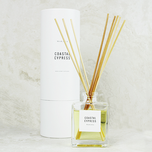 Coastal Cypress Fragrance Diffuser - Coco and Duckie
