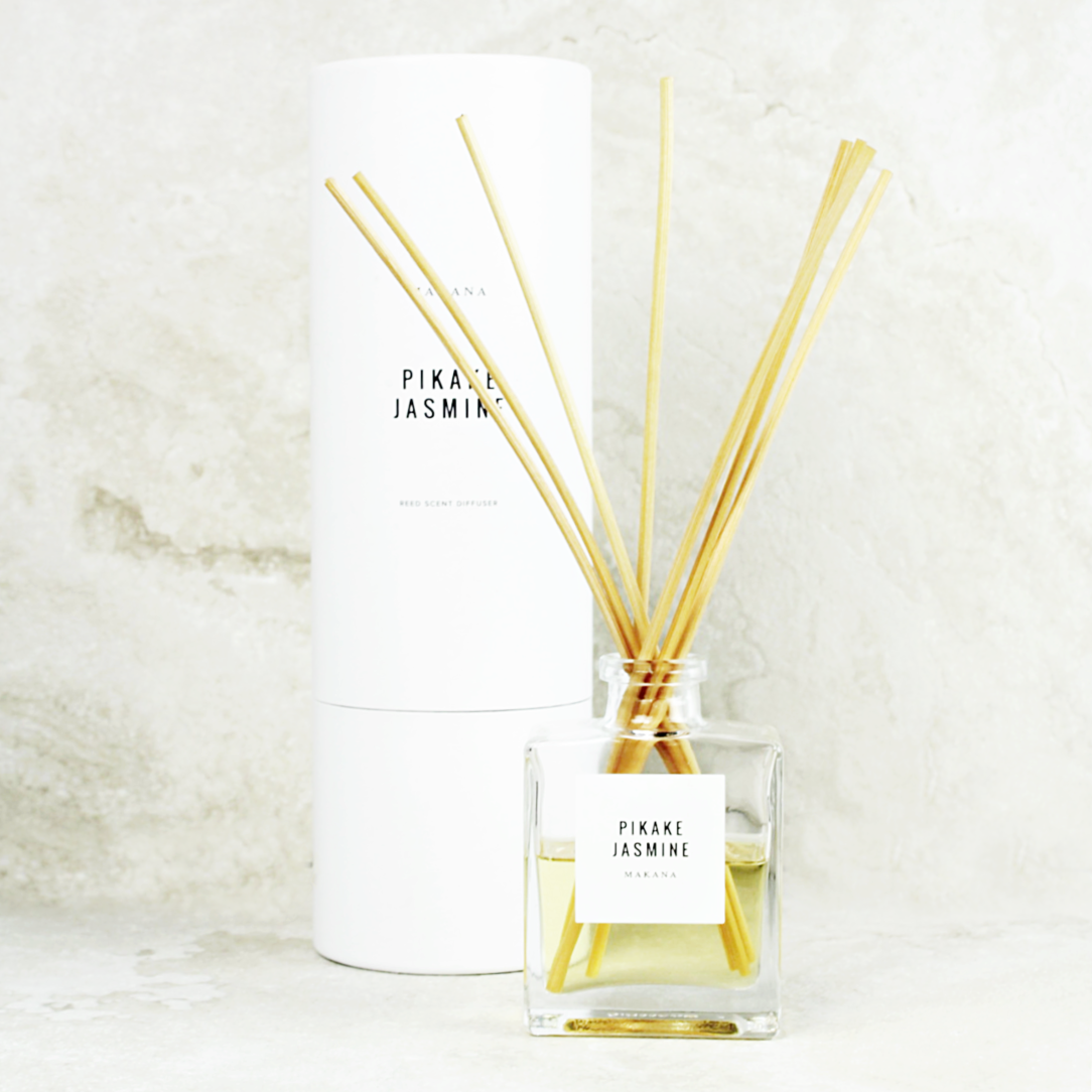 Pikake Jasmine Fragrance Diffuser - Coco and Duckie