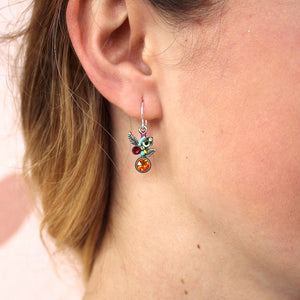 Neela Earrings | Multicolored - Coco and Duckie