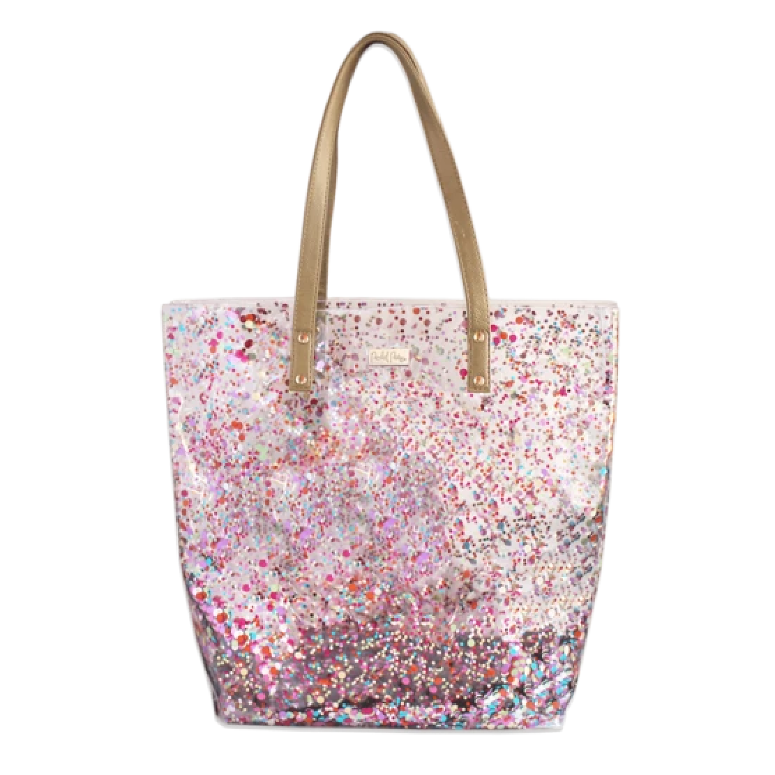 Confetti Tote - Coco and Duckie