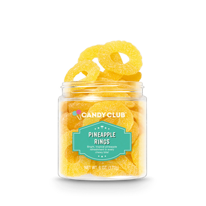 Pineapple Rings - Coco and Duckie