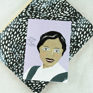 Illustration Card | Rosa Parks - Coco and Duckie