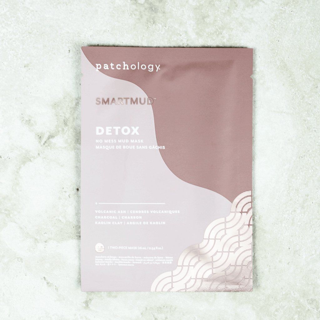 No Mess Mud Detox Mask | Patchology - Patchology - Coco and Duckie