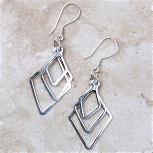 Kiltra | Sterling Silver Earrings - Coco and Duckie